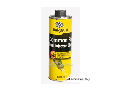 Bardahl - Injector Cleaner 6 in 1 - дизел - 0.5 L