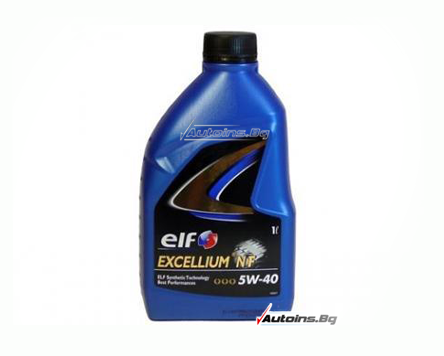 ELF EXCELLIUM NF 5W-40 - 1 литър