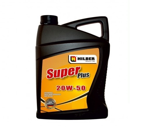 HILBER SUPER PLUS 20W50 - 5 Литра