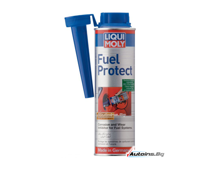 LIQUI MOLY FUEL PROTECT - 300 ml