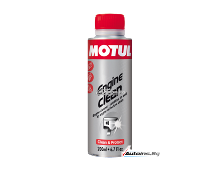 MOTUL Engine Clean Moto - 200 ml