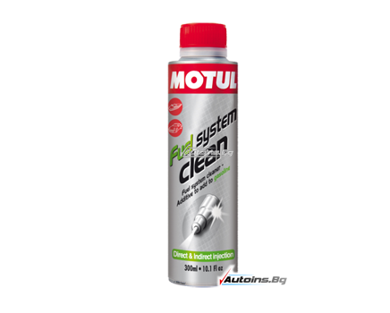 MOTUL Fuel System Clean Auto - 300 ml