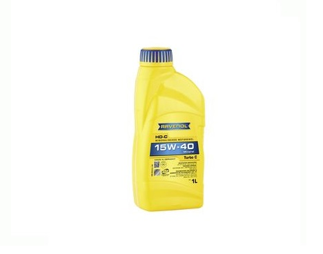 RAVENOL Turbo-C HD-C - 1 Литър