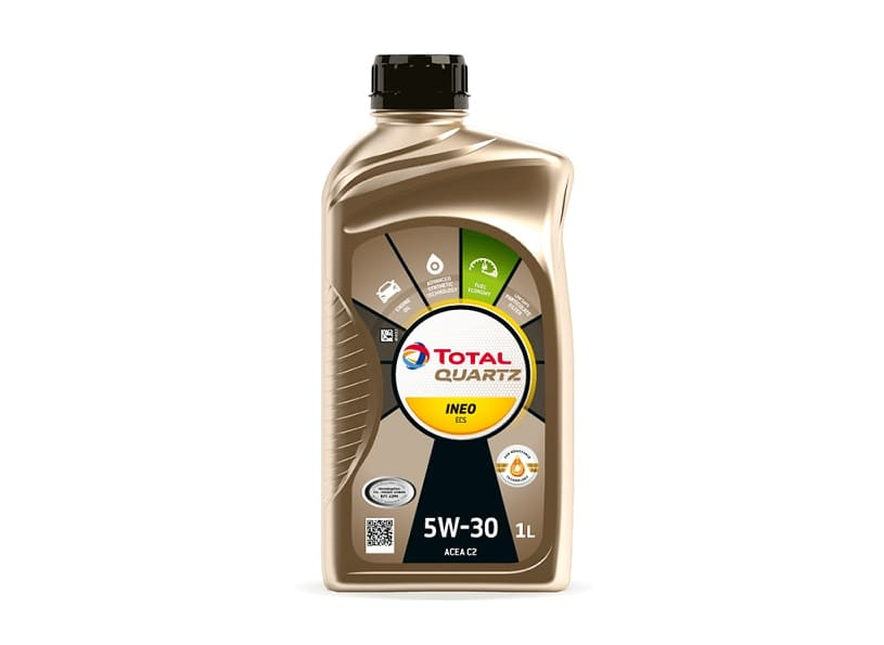 TOTAL QUARTZ INEO ECS 5W30 - 1 литър