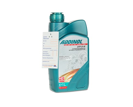 ADDINOL ATF D III - 1 Литър