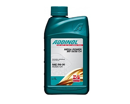 ADDINOL MEGA POWER C4 5W30 - 1 Литър