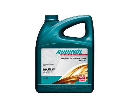 ADDINOL PREMIUM C3 DX - 5 Литра
