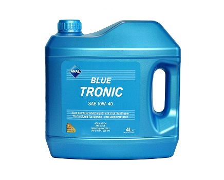 Aral Blue Tronic SAE 10W-40 - 4 литра