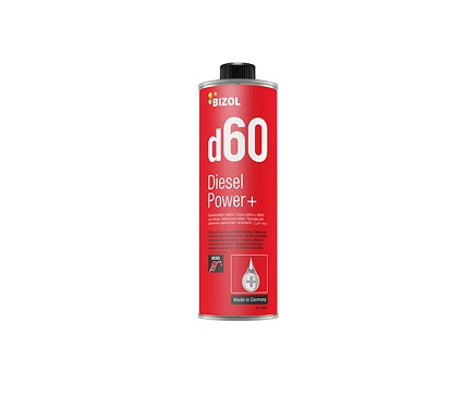 BIZOL DIESEL POWER+ D60 - 250 ml