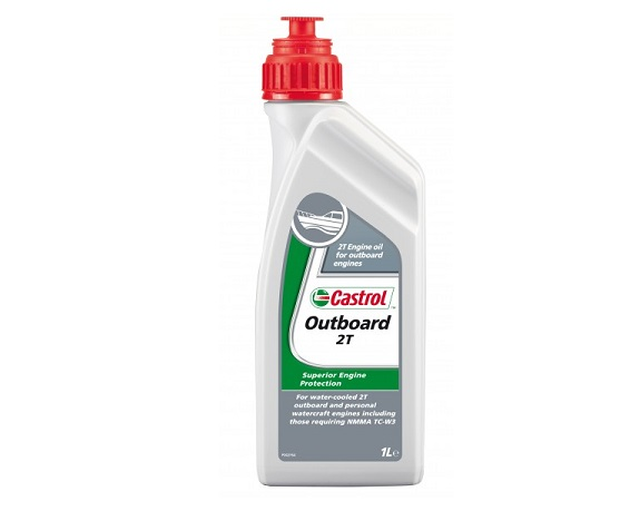 CASTROL OUTBOARD 2T - 1 Литър