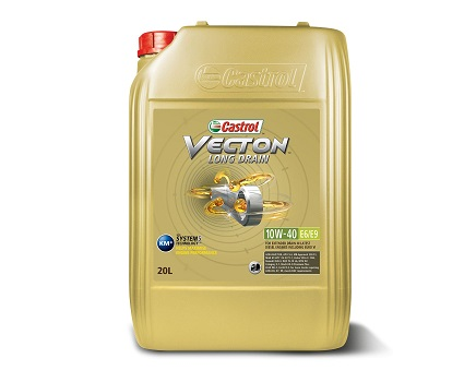 CASTROL VECTION LONG DRAIN E6/E9 10W40 - 20 литра