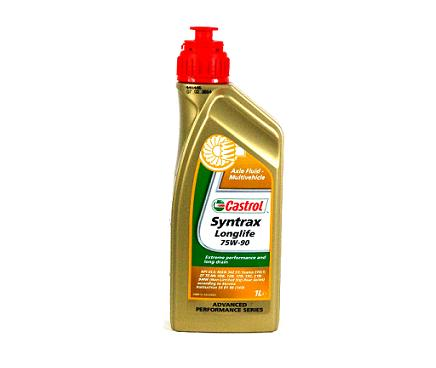CASTROL SYNTRAX LONG LIFE 75W90 - 1 литър