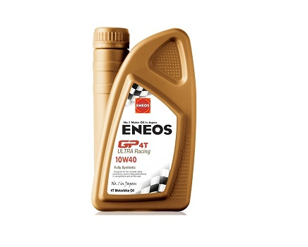 ENEOS GP4T Ultra Racing 10W40 - 1 Литър