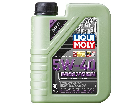 Liqui Moly New Generation Molygen 5W-40 - 1 литър