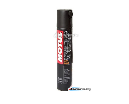 MOTUL CHAIN LUBE OFF ROAD C3 - 400ml